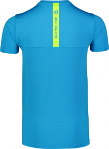 Tricou barbati Nordblanc FULFIL fitness Azure2