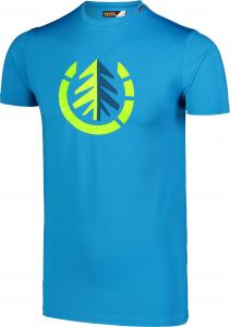 Tricou barbati Nordblanc FULFIL fitness Azure1