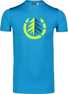 Tricou barbati Nordblanc FULFIL fitness Azure0