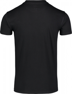 Tricou barbati Nordblanc ENFRAME cotton Black3