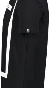 Tricou barbati Nordblanc ENFRAME cotton Black2