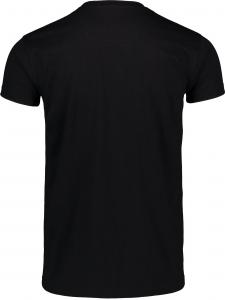Tricou barbati Nordblanc FLAG supersoft cotton Black1