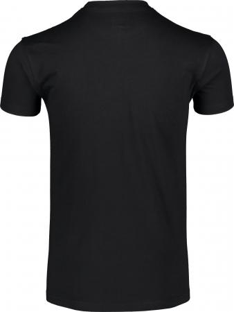 Tricou barbati Nordblanc OBEDIENT cotton black [3]