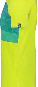 Tricou barbati Nordblanc SCENERY cotton Juicy green2