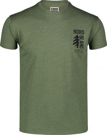 Tricou Barbati Nordblanc SARMY COTTON green orchaRd [0]