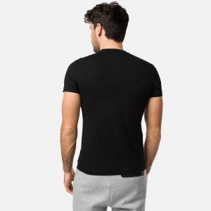 Tricou barbati Rossignol Black1