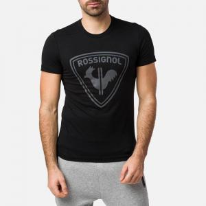 Tricou barbati Rossignol Black3