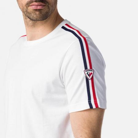 Tricou barbati Rossignol FLAG White [2]