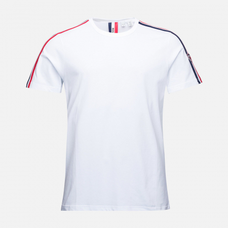 Tricou barbati Rossignol FLAG White [3]