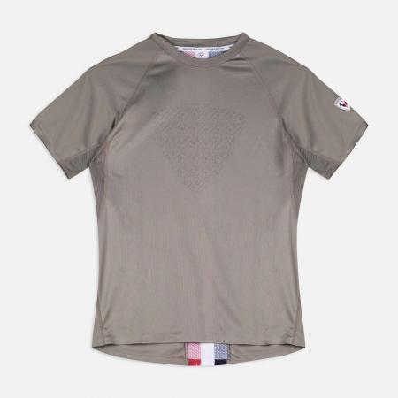Tricou barbati Rossignol R-EXP Soft kaky [2]