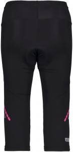 Tricou ciclism dama Nordblanc SEDUCE dryfor bike jersey Black pink1