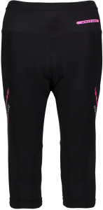 Tricou ciclism dama Nordblanc SEDUCE dryfor bike jersey Black pink0