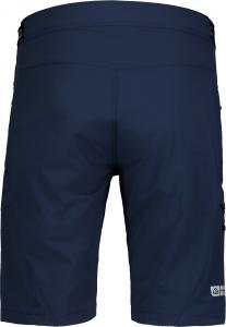 Pantaloni scurti barbati Nordblanc STRAIGHT Outdoor extreme Dark blue1