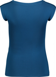 Tricou dama Nordblanc BEATIFIC supersoft elastan Out blue1