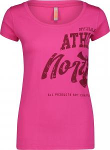 Tricou dama Nordblanc NOSTALGIC light cotton Pink0