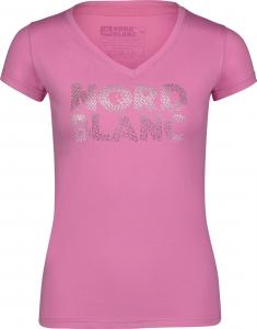 Tricou dama Nordblanc RATTLE cotton Sweet pink0