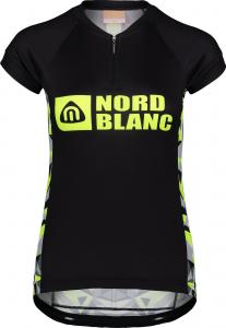 Tricou ciclism dama Nordblanc SEDUCE dryfor bike jersey Black0