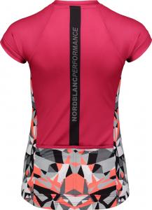 Tricou ciclism dama Nordblanc SEDUCE dryfor bike jersey Air pink1