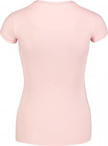 Tricou dama Nordblanc W LETTER roz1
