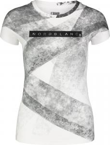 Tricou dama Nordblanc W GRANITE elastic White [0]