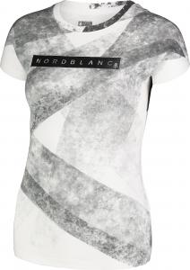 Tricou dama Nordblanc W GRANITE elastic White [1]