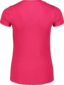 Tricou dama Nordblanc W CONIFER cotton Air pink2