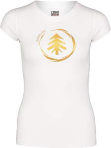Tricou dama Nordblanc W MEDAL cotton White0