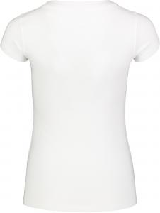 Tricou dama Nordblanc W MEDAL cotton White2