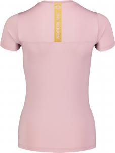 Tricou dama Nordblanc W UNIFY fitness Muted pink2