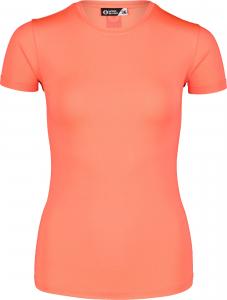 Tricou dama Nordblanc W UNIFY fitness Fiery coral0