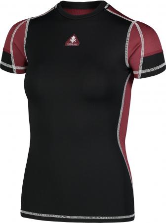 Tricou Femei Nordblanc FOLD WINTER BASELAYER black [1]
