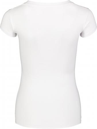 Tricou Femei Nordblanc CALLIGRAPHY Alb [2]