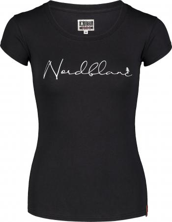 Tricou Femei Nordblanc CALLIGRAPHY Negru [0]