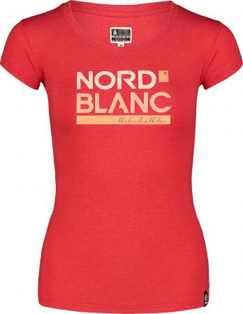 Tricou Femei Nordblanc YNUD Rosu [0]