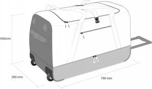 Troller Rossignol DISTRICT EXPLORER BAG4