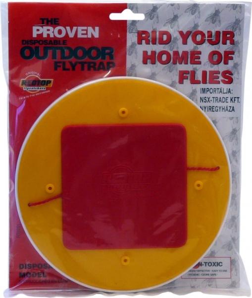 Redtop - capcană de muște 0