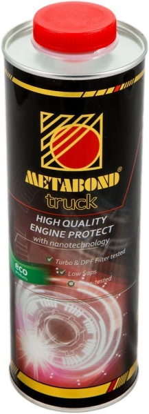Metabond Truck tratament ulei motor camion si utilaje 0