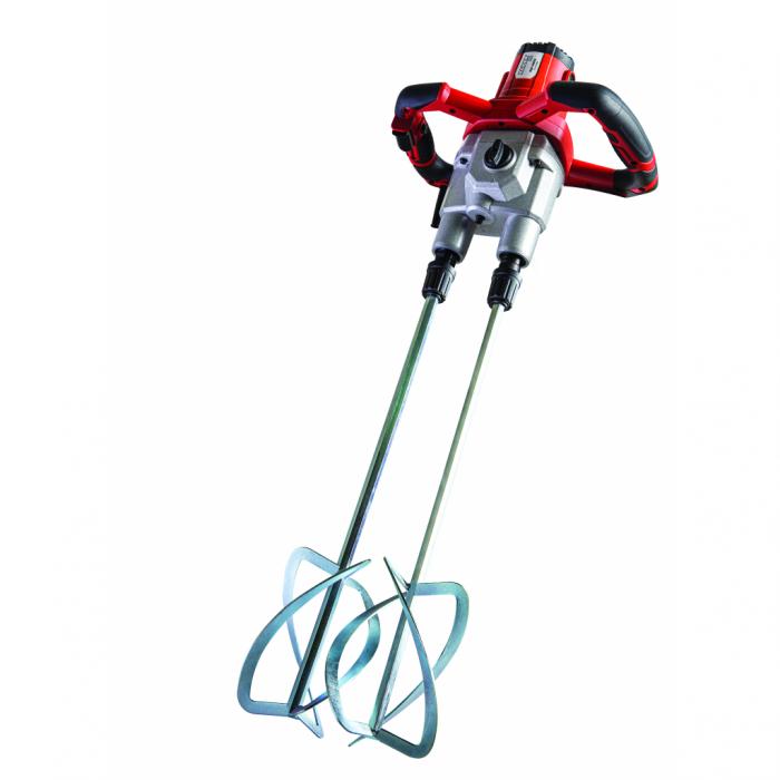 Mixer electric 1600W 2 viteze 2 palete 460-620min-1 RDP-HM09,mixer mortar [1]