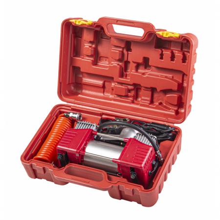 Compresor 12V x 300W 70L/min 2 cilindrii cu accesorii RD-AC14 [1]