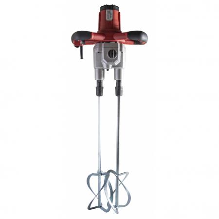 Mixer electric 1600W 2 viteze 2 palete 460-620min-1 RDP-HM09,mixer mortar [0]