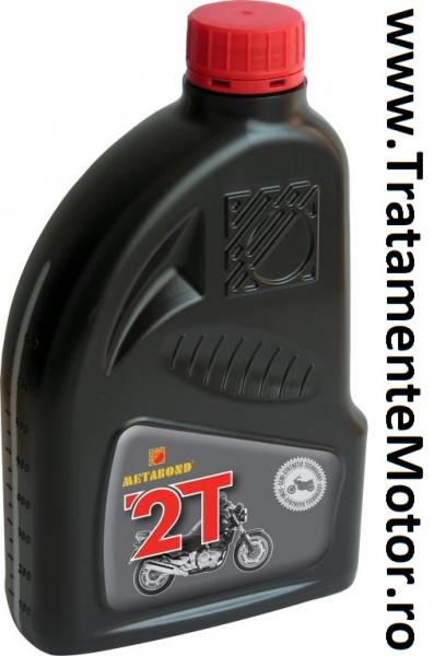 Ulei motociclete Metabond 2T semi-sintetic. 0