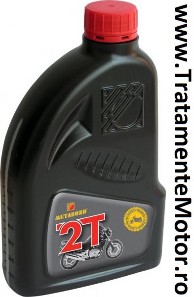 Ulei motociclete Metabond 2T full sintetic. 0