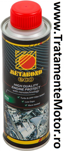 Metabond ECO - Tratament pentru motor (de intretinere ) 0