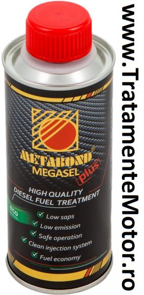 Metabond Megasel - Tratament pentru motorina. 0