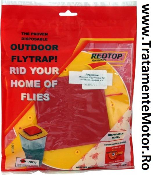 Redtop - capcană de muște 3 litri 0