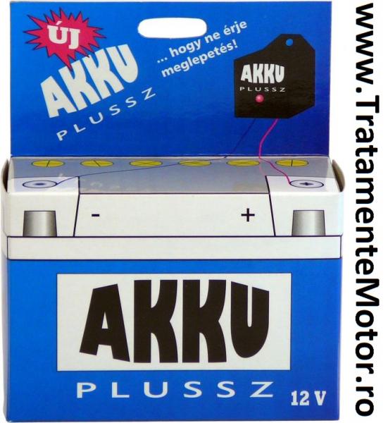Akku Plus - Reduce uzura acumulatorului. 0