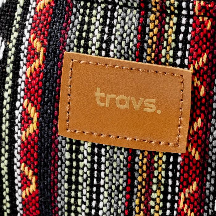 Borseta AMED colorata din material textil cu doua buzunare [3]