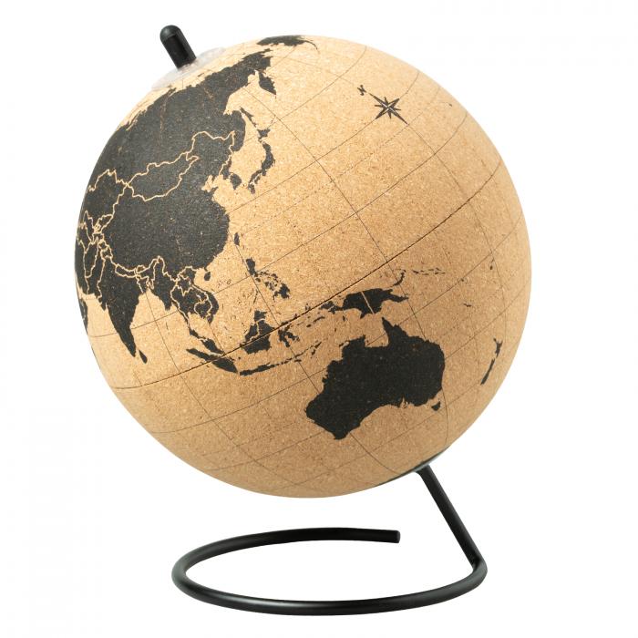 Glob pamantesc JOURNEY din pluta cu 12 pioneze pentru a marca tarile dorite [0]