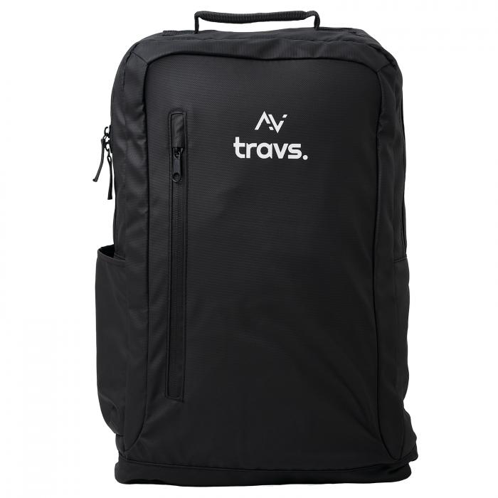 """Rucsac laptop TORRENT, 15.8"""", negru, rezistent la apa, cu compartiment de siguranta [0]"""