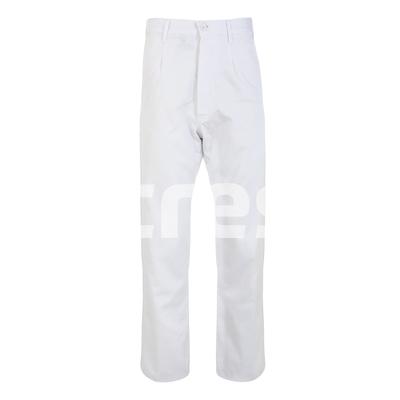 TEO WHITE, Pantalon standard din bumbac [0]